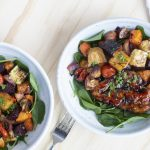 Easy, Nutritious And Delicious Balsamic Chicken And Vegetable Bake