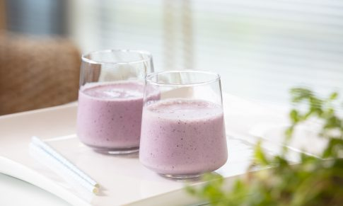 Berry Smoothie: The Perfect Recovery Snack