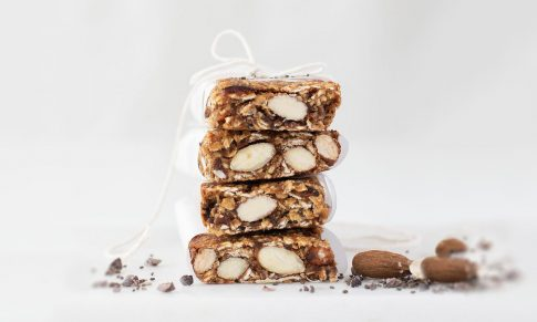 Oaty Bars: The Perfect Energy Boost On The Run