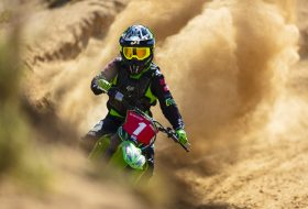 Meet Courtney Duncan: World Motocross Champion